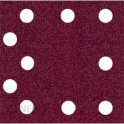 AEG   Hartie abraziva - pentru cleme la FDS 140 115x140, 120g- 10 pcs