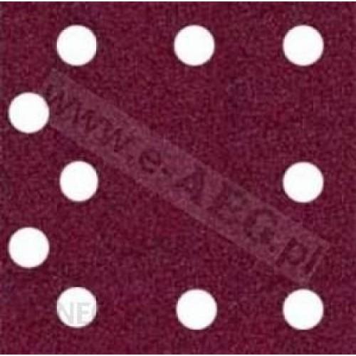 AEG   Hartie abraziva - pentru cleme la FDS 140 115x140, 240g - 10 pcs